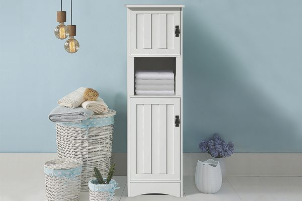 60-Craven Linen Cabinet