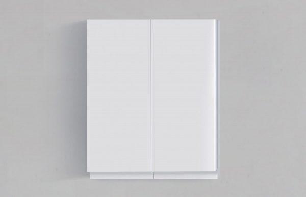 6054782 Geneva white toilet topper